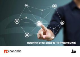 Belgique : un Baromètre du numérique documenté, comparatif et articulé autour d'une batterie d'objectifs