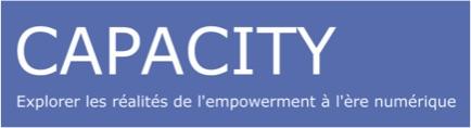 Journées d'étude du projet de recherche Capacity les 20-21septembre à Rennes