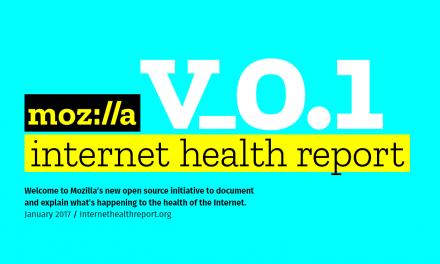 Mozilla dresse l'état de santé d'Internet