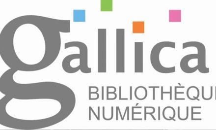 14 millions de consultations et près de 600 000 visiteurs uniques en 2016 pour la bibliothèque numérique Gallica