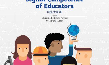 DigCompEdu: un cadre de référence européen pour les compétences numériques des enseignants