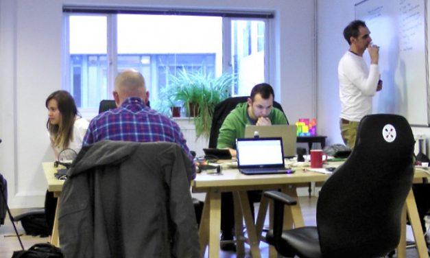 Croissance des espaces dédiés au coworking et développement du travail partagédans les «tiers lieux»