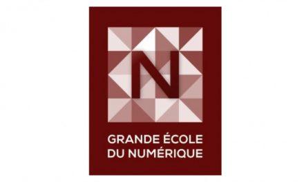 Grande École Numérique: 757 formations aux métiers du numérique sur l'ensemble du territoire français