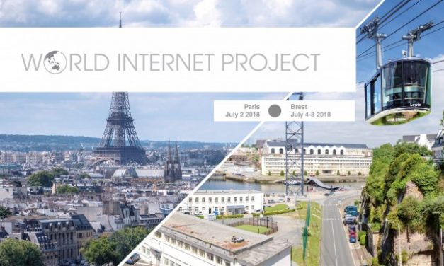 Rencontre annuelle du World Internet Project à Paris et Brest du 2 au 6 juillet 2018