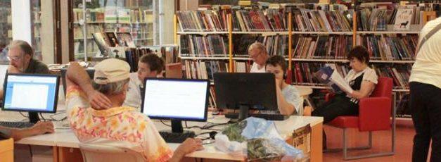 Les bibliothèques et l'inclusion numérique : tout dépend du contexte territorial