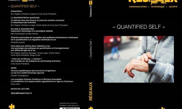 La revue Réseaux explore les origines et les enjeux du «Quantified Self»