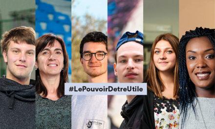 Service civique : les jeunes volontaires contribuent à l'appropriation du numérique par les associations