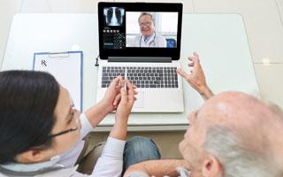 La téléconsultation se fraye une voie dans les pratiques de santé